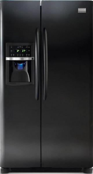 Frigidaire FGHS2369KE Gallery Series Side by Side Refrigerator ...