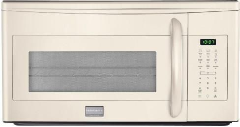 Frigidaire Fgmv173kq Gallery Series Over The Range Microwave With 1 000 Watts 1 7 Cu Ft