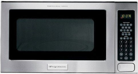 Frigidaire Fgmv185kf Gallery Series Over The Range Microwave Oven With 350 Cfm Venting System 1 8 Cu Ft Capacity 9 Auto Cook Options 7 User Preference