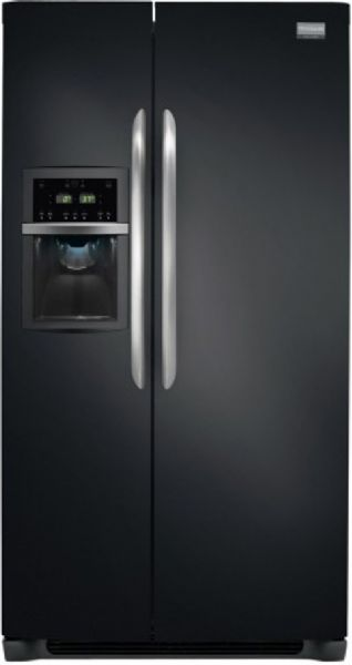 Frigidaire Fgus2676le Gallery Series 26 Cu Ft Side By