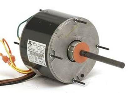 Jci Fhm3728 Outdoor Condenser Fan Motor 1 4 Hp 1075 Rpm