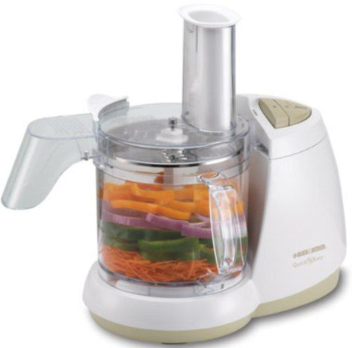 Parts For Black And Decker Quick And Easy Food Processor