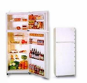 Daewoo Fr3501 Refrigerator No Frost Cooling System With