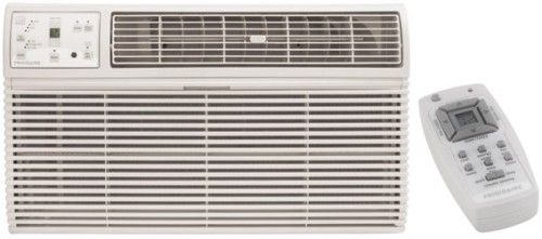 frigidaire fra106ht2 builtin room air conditioner white btu cool 28pintshour 500 sq ft cool area 276 air cfm high