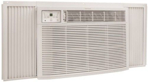 Frigidaire fra18emt2 window mounted median room air for 18500 btu window air conditioner
