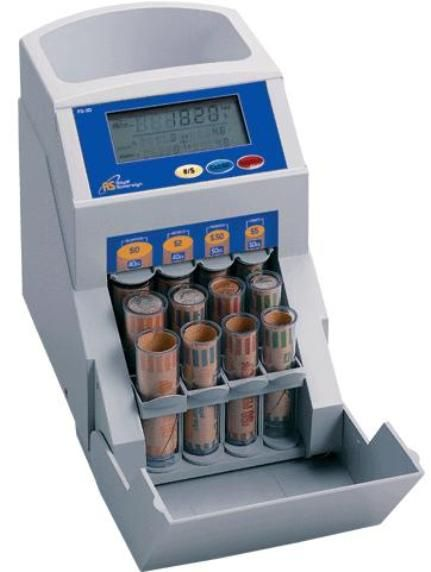 Royal Sovereign Fs 2 Fast Electronic Coin Sorter Pennies
