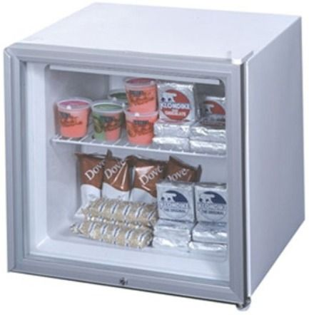 Small front door freezer