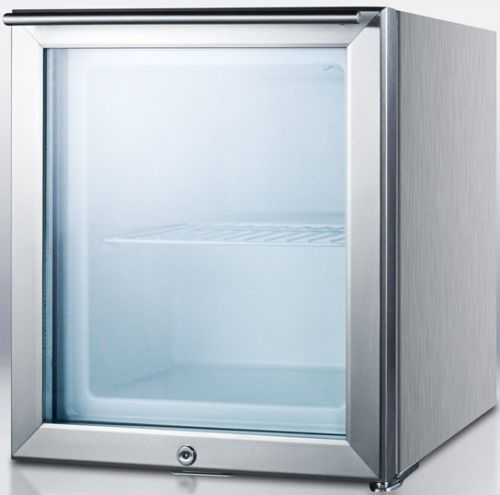 Summit Ff22lglcss7 Compact Commercially Listed All Freezer