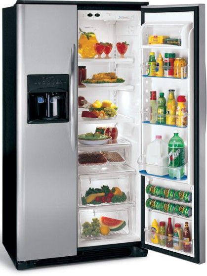 Side by Side Refrigerator Lock Side-by-side Refrigerator