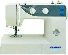 Yamata Fy700 Multi Function Domestic Sewing Machine 20 Stitch Patterns 800 Stitches Per Minute 3 Step