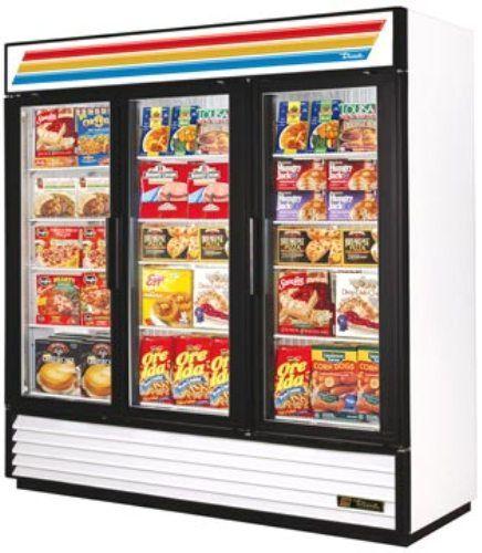 True gdm 72f glass door merchandiser freezer 3 swing doors 72 cu true gdm 72f glass door merchandiser freezer 3 swing doors 72 cuft capacity 12 shelves 1 12 hp 127 amps 115208 230601 voltage oversized planetlyrics Choice Image