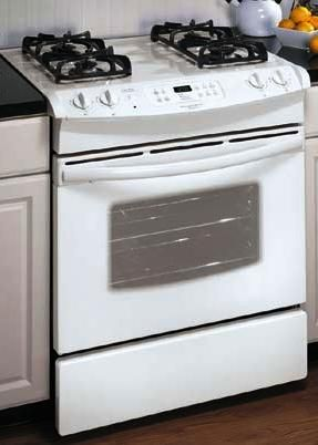 Frigidaire Glcs378ds Gallery Series 30 Quot Slide In Dual Fuel