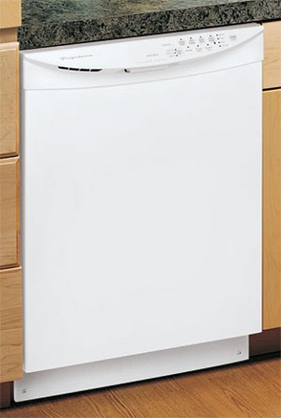 Frigidaire gld2250rds gallery series 24 built in dishwasher white frigidaire gld2250rds gallery series 24 publicscrutiny Image collections