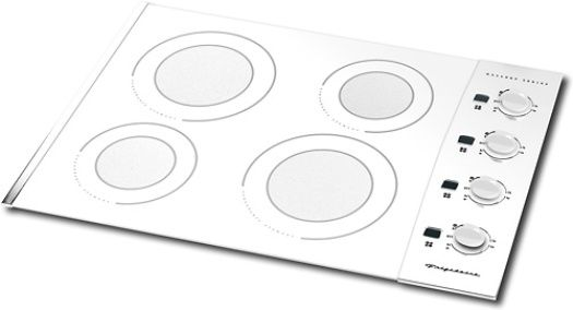 Frigidaire GLEC30S9ES Electric Cooktop, 30