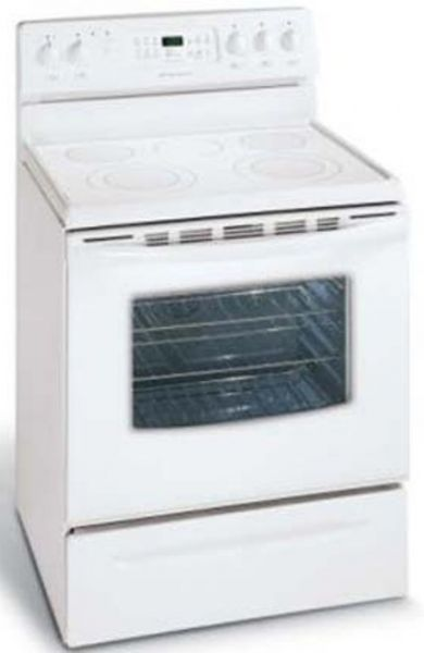 Frigidaire Glef384gs Freestanding Electric Range With 5