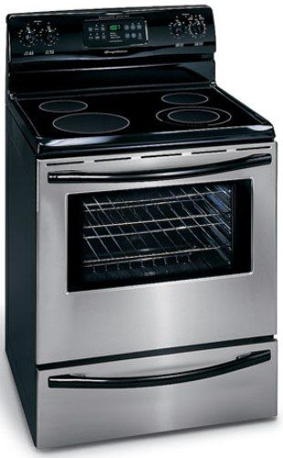 frigidaire glefz369fc free standing 30 electric smoothtop range rh salestores com Frigidaire Gallery Gas Oven Manual frigidaire electric self cleaning oven owner's manual
