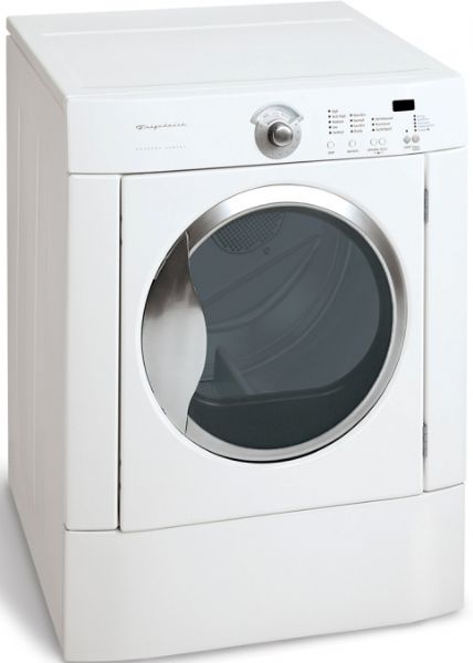 Frigidaire Gleq2170ks Electric Dryer 7 Auto Dry Cycles