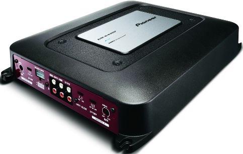Pioneer GM-6400F Amplifier, 10 - 50000 Hz Response Bandwidth