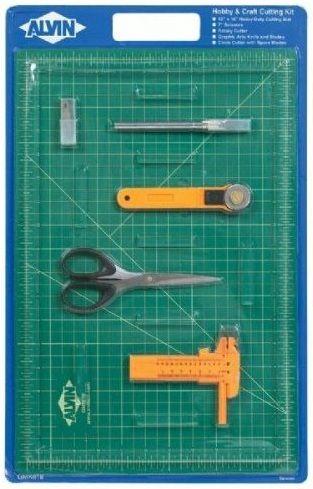 Lance Gmk818 Self Healing Cutting Mat 12x18in Hobby Kit