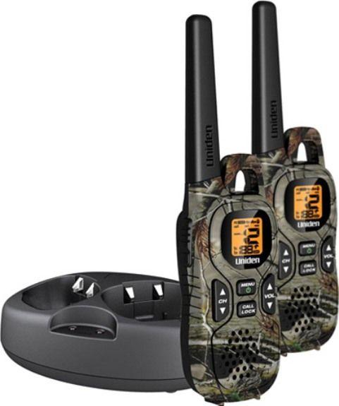 Uniden GMR3799-2CK Two-Way Radio, 195360 ft Operating Range