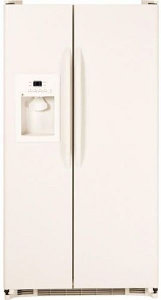 GE General Electric GSH25JFXCC Side by Side Refrigerator 250 cu