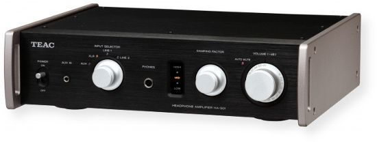TEAC HA501B Dual Monaural Headphone Amplifier; Black; Full analog circuit design; Discrete design Class A Amplifier; Dual Monaural design; Active DC Servo technology; Dual MUSES8920 Op amps for Left and Right channels; 1,400mW + 1,400mW Output Power (at 32 ohms); Damping Factor Selector;  UPC 043774028375 (HA501B HA501-B HA501BTEAC HA501B-TEAC HA501BAMPLIFIER HA501B-AMPLIFIER)