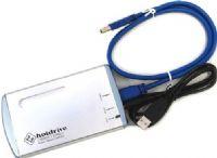 Bytecc Aluminium 2.5 HDD Mobile External Enclosure SATA HD1-SU2FW
