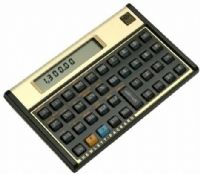 HP Hewlett Packard HP12C Financial Calculator, 8502 CPU, 1 line x 10 characters Display size, LCD Display Type, 10 x 7-segment, single line LCD, Adjustable Contrast, RPN & Algebraic Entry-system logic, 130+ Built-in functions, 15 digits Internal precision (HP-12C HP 12C HP12 HP-12)