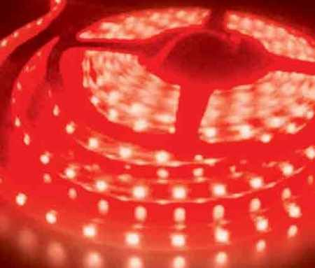 Heise HE-R350-BLK Red 5050 Single Color 3 Meter Roll LED