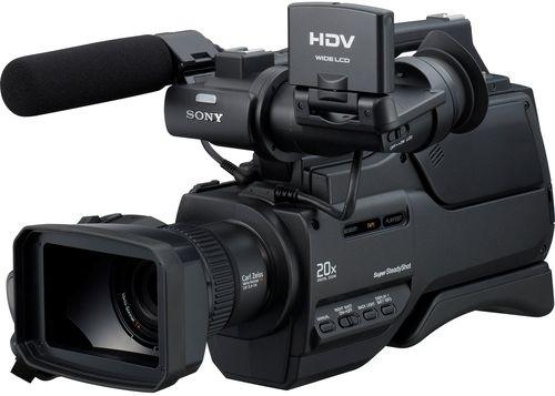 Sony Hvr Hd1000p Professional Digital Hd Video Camcorder