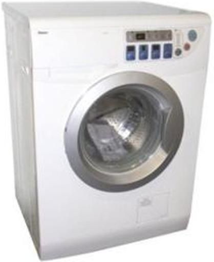haier hwd1000 frontload washerdryer combo 17 cu ft stainless steel drum ultraquiet operation auto select washrinse temp spin cycle onoff option