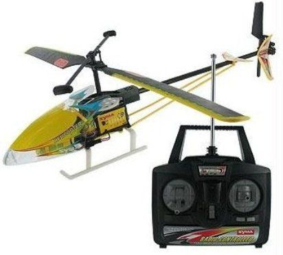 Syma Hx603 Radio Controlled Helicopter Twin Electric
