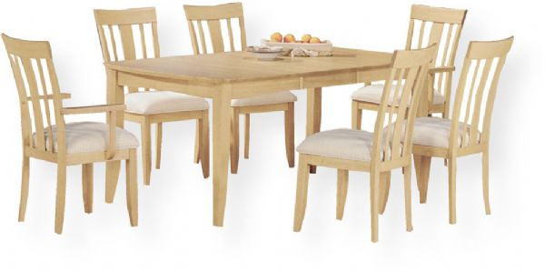 Cream Colored Wood Dining Chairs - Dining room ideas