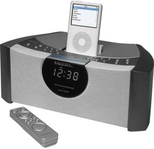 Emerson iC200 iTone iC200 Refurbished SmartSet Clock Radio ...