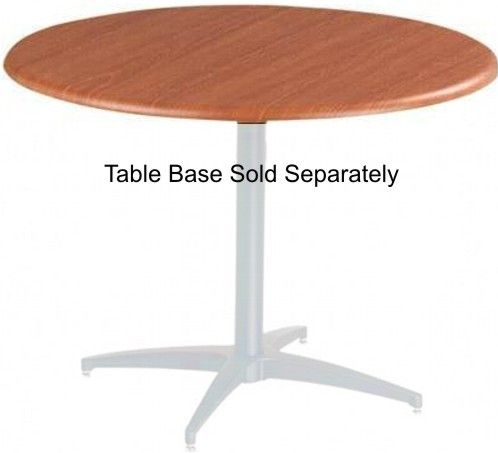 Iceberg Enterprises OfficeWorks Inch Round Conference Table - 36 inch conference table