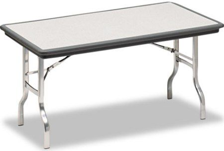 Iceberg Enterprises 65112 Indestructable Folding Table 30