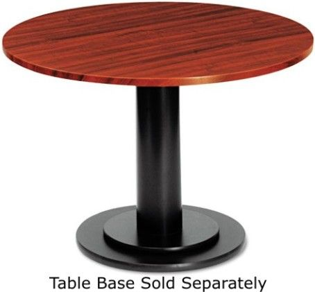 Iceberg Enterprises OfficeWorks Round Conference Table Top - 36 inch conference table