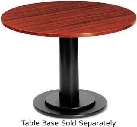 Iceberg Enterprises OfficeWorks Round Conference Table Top - 42 inch round conference table