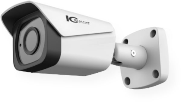 IC Realtime ICIP-B4012VIR-I Indoor and Outdoor 4MP IP Full Size Bullet Camera; 1/3