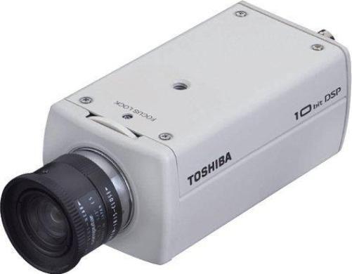Toshiba IK-6420A Day/Night CCTV Camera, Day/night imaging ...
