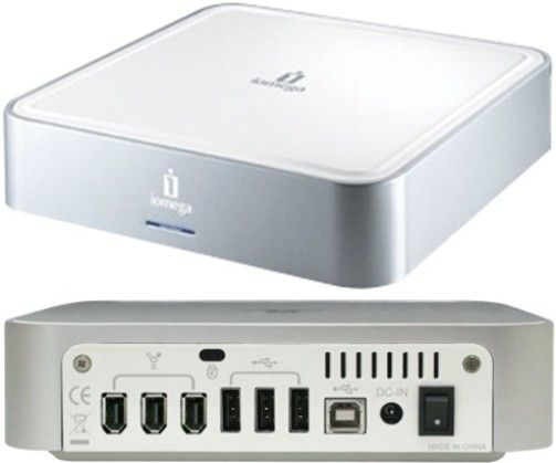 mac mini firewire external hard drive