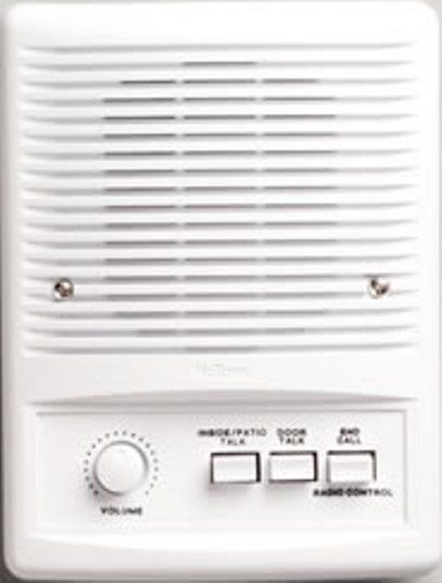 nutone intercom nutone nutone is1205 ivory speaker Aiphone Intercom Wiring-Diagram Nutone Intercom Wiring-Diagram