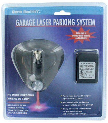 Sierra Electric JB3800 Garage Laser Parking System