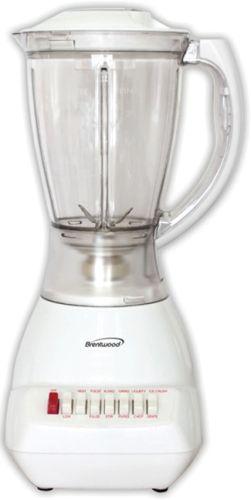 Brentwood Appliances JB-85A Classic Blender, 10 Speed Settings Plus
