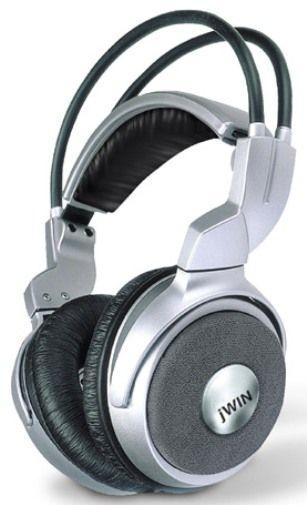 jWIN JH-V800 Professional Digital Open-Air Super Bass Headphones
