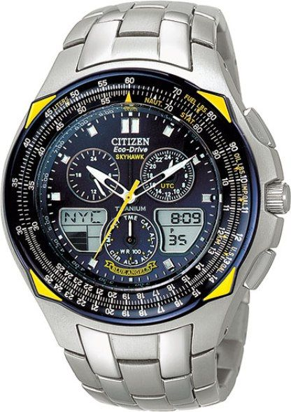 watches citizen radio titanium product skyhawk ecodrive promaster watch