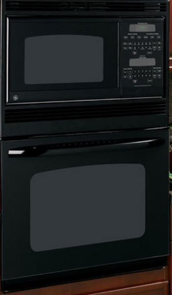 Ge General Electric Jtp90dpbb Combination Wall Oven With 4