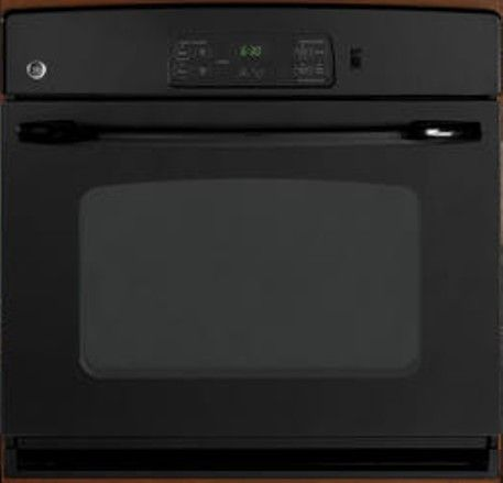 ge general electric jts10dpbb single electric wall oven with 4 4 cu rh salestores com general electric p7 wall oven manual GE Roaster Oven Manual