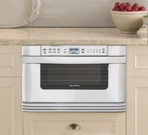 sharp microwave drawer review 3