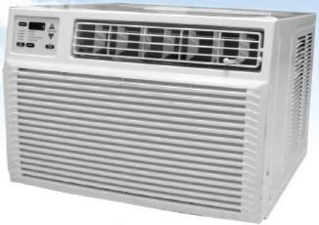 Soleus Air KC-35HA  Electronic Control Window AC Air Conditioner, Dehumidifier and Fan, 12,000 BTU, 10,000/10,300 BTU/HR Heating Capacity, 10,700/8,500 BTU/HR Electric Heat, 208V-230V Rated Voltage, 60Hz Rated Frequency, 5.5/5.9 Amps Cooling Amps, 1,180/1,220 Watts Cooling Watts, 9.5/9.5 Cooling EER, 5.6/5.1 Amps Heating, 1,160/1,130 Watts Heating Watts, 8.9 Heating EER (KC-35HA KC 35HA KC35HA)